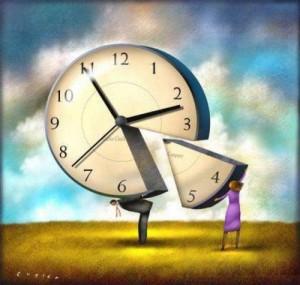5 законов времени