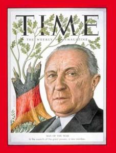 Конрад Аденауэр. Цитата