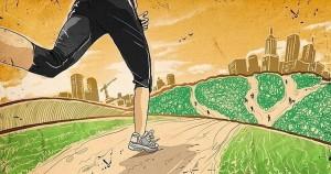 Прычины по которым стоит начать бегать