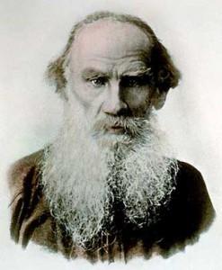 Лев Толстой. Цитата.
