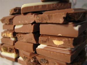 Едим шоколад, это полезно.